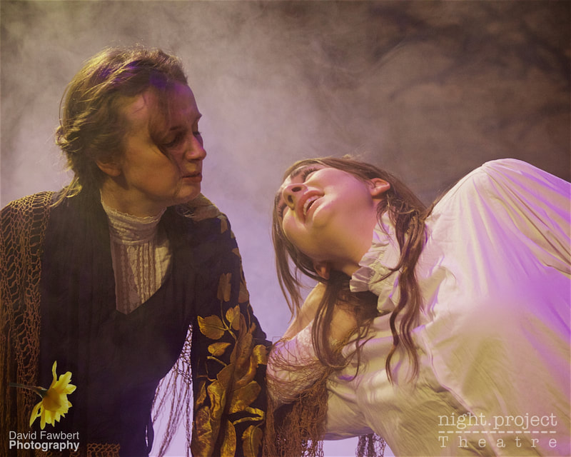Poppy Dean, Night Project Theatre, David Fawbert Photography, Tess The Musical